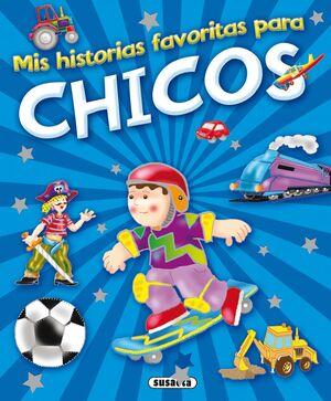 MIS HISTORIAS FAVORITAS PARA CHICOS
