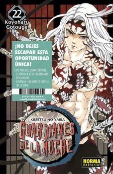 GUARDIANES DE LA NOCHE 22 ED. ESPECIAL + CHAPAS