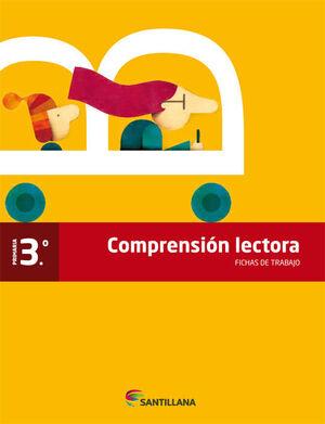 COMPRENSIÓN LECTORA 3º PRIMARIA. SANTILLANA ´12