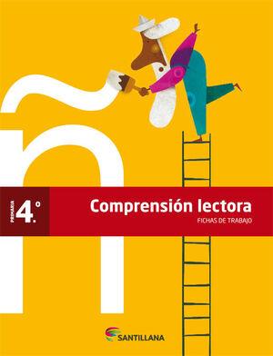 COMPRENSIÓN LECTORA 4º PRIMARIA. SANTILLANA ´12