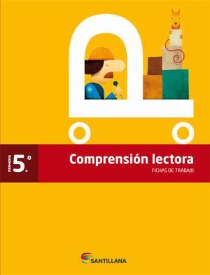COMPRENSIÓN LECTORA 5º PRIMARIA. SANTILLANA ´13