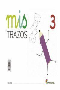 MIS TRAZOS 3. SANTILLANA ´13