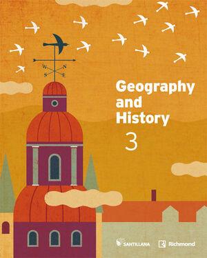 GEOGRAPHY AND HISTORY 3º ESO. SANTILLANA ´15