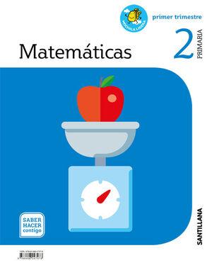 MATEMÁTICAS 2º PRIMARIA. ML. SANTILLANA ´18