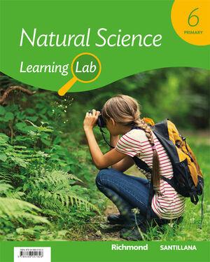 NATURAL SCIENCE 6º PRIMARY. SANTILLANA ´19