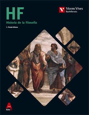 HISTORIA DE LA HILOSOFÍA 2º BACHILLERATO.VICENS VIVES ´16