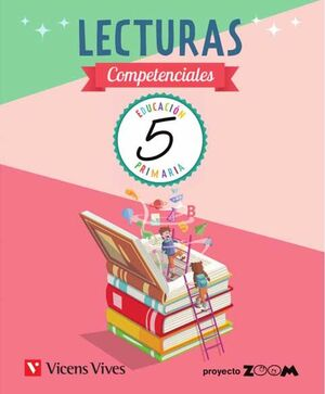 LECTURAS COMPETENCIALES 5º PRIMARIA. VICENS VIVES ´19