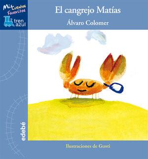 EL CANGREJO MATÍAS, DE ÁLVARO COLOMER