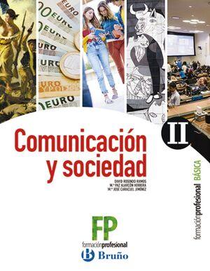 COMUNICACIÓN Y SOCIEDAD II FORMACIÓN PROFESIONAL BÁSICA