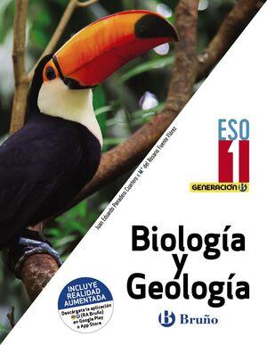 BIOLOGÍA Y GEOLOGÍA 1º ESO. BRUÑO ´20