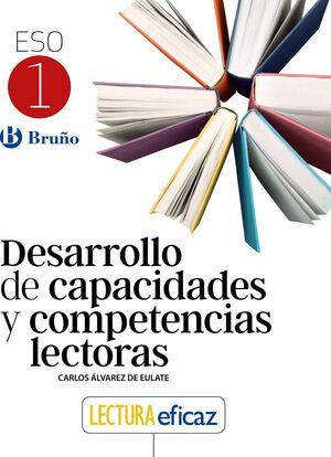 DESARROLLO DE CAPACIDADES Y COMPETENCIAS LECTORAS 1º ESO