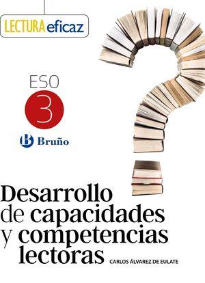 DESARROLLO DE CAPACIDADES Y COMPETENCIAS LECTORAS 3º ESO