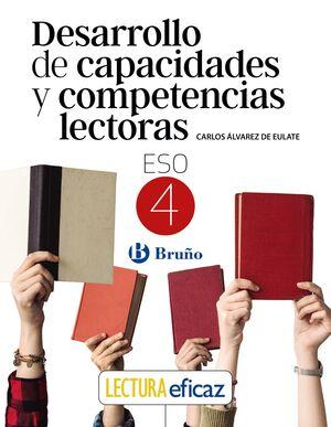 DESARROLLO DE CAPACIDADES Y COMPETENCIAS LECTORAS 4º ESO