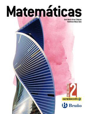 MATEMÁTICAS 2º BACHILLERATO. BRUÑO ´21