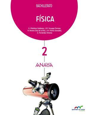 FÍSICA 2º BACHILLERATO. ANAYA ´16