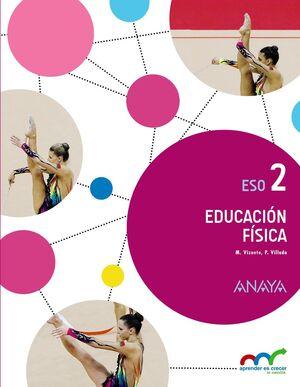 EDUCACIÓN FÍSICA 2º ESO. ANAYA ´16