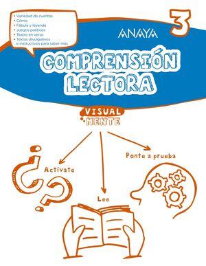 COMPRENSIÓN LECTORA 3.