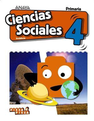 CIENCIAS SOCIALES 4º PRIMARIA. ANAYA ´19