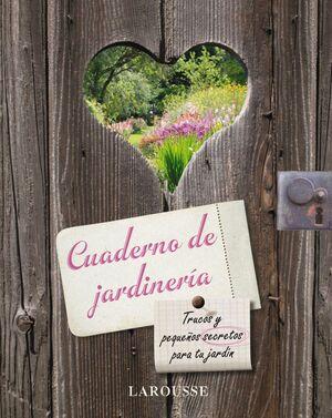 CUADERNO DE JARDINERIA