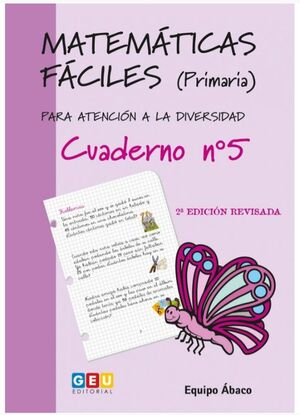 MATEMÁTICAS FÁCILES 5
