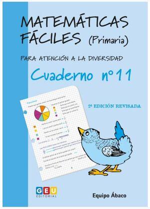 MATEMÁTICAS FÁCILES 11