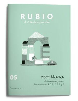 RUBIO ESCRITURA 05
