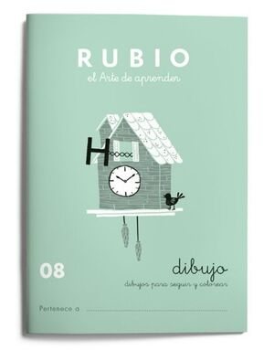 RUBIO ESCRITURA 08 (DIBUJOS)