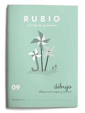 RUBIO ESCRITURA 09 (DIBUJOS)