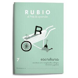 RUBIO ESCRITURA 7