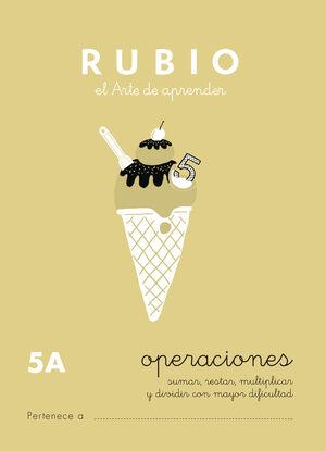 OPERACIONES RUBIO 5A