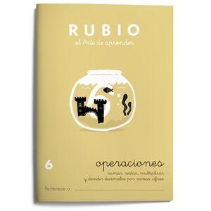 OPERACIONES RUBIO 6