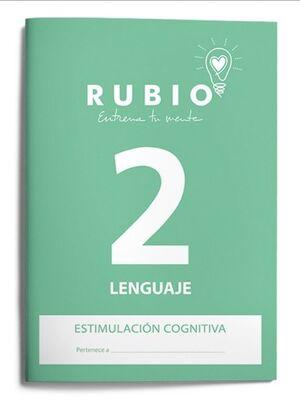 RUBIO ESTIMULACIÓN COGNITIVA: LENGUAJE 2