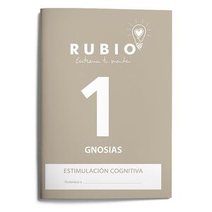 RUBIO ESTIMULACIÓN COGNITIVA: GNOSIAS 1