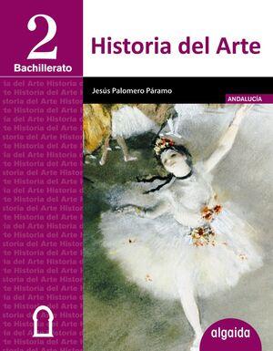 HISTORIA DEL ARTE 2º BACHILLERATO. ANDALUCÍA. ALGAIDA ´16