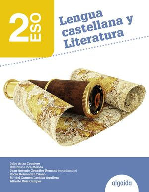 LENGUA CASTELLANA Y LITERATURA 2º ESO. MEC. ALGAIDA ´16