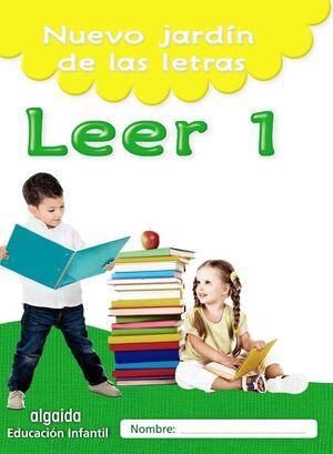 LEER 1. NUEVO JARDÍN DE LAS LETRAS ´17