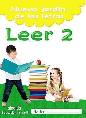 LEER 2. NUEVO JARDÍN DE LAS LETRAS ´17