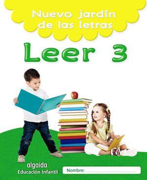 LEER 3. NUEVO JARDÍN DE LAS LETRAS ´17