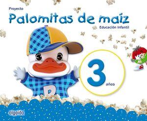 PALOMITAS DE MAÍZ 3 AÑOS. GLOBALIZADO. ALGAIDA ´18