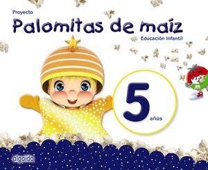 PALOMITAS DE MAÍZ 5 AÑOS. GLOBALIZADO. ALGAIDA ´18