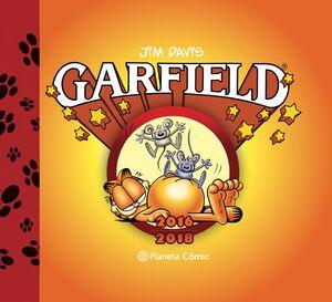 GARFIELD 2016-2018 Nº 20