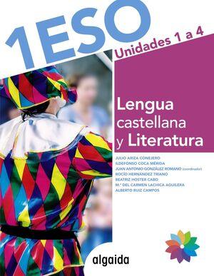 LENGUA CASTELLANA Y LITERATURA 1º ESO. ALGAIDA ´20