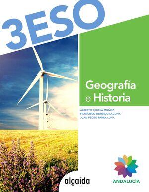 GEOGRAFÍA E HISTORIA 3º ESO. ANDALUCÍA. ALGAIDA ´20