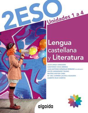 LENGUA CASTELLANA Y LITERATURA 2º ESO. ML. ANDALUCÍA. ALGAIDA ´21
