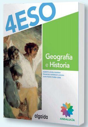 GEOGRAFÍA E HISTORIA 4º ESO. ANDALUCÍA. ALGAIDA ´21