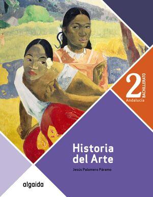 HISTORIA DEL ARTE 2º BACHILLERATO. ALGAIDA ´21
