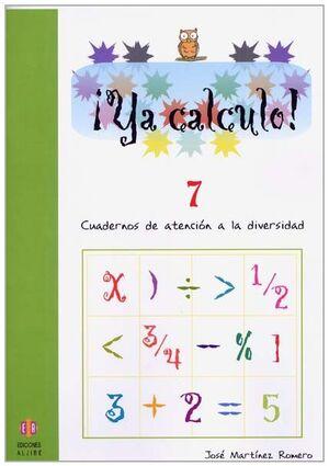 YA CALCULO 7