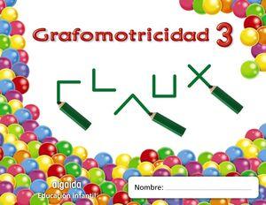 TRAZOS Y TRAZOS 3. GRAFOMOTRICIDAD. ALGAIDA ´11