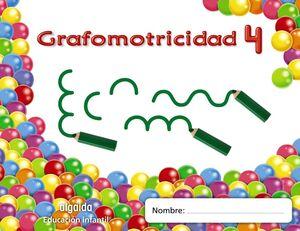 TRAZOS Y TRAZOS 4. GRAFOMOTRICIDAD. ALGAIDA ´11