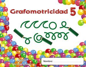 TRAZOS Y TRAZOS 5. GRAFOMOTRICIDAD. ALGAIDA ´11